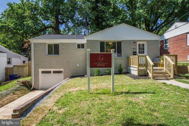 911 Newhall Street, SILVER SPRING, MD 20901 (#MDMC660460) :: The Speicher Group of Long & Foster Real Estate