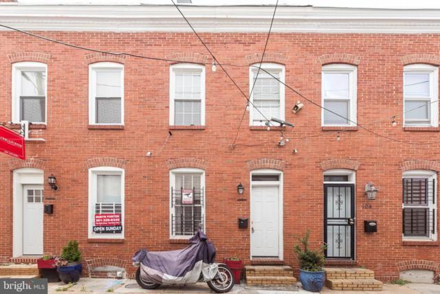 102 N Madeira Street, BALTIMORE, MD 21231 (#MDBA469970) :: The Sebeck Team of RE/MAX Preferred