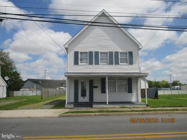 108 Delaware Avenue, HARRINGTON, DE 19952 (#DEKT229146) :: REMAX Horizons