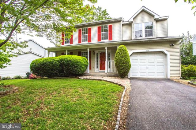 510 Sage Hen Way, FREDERICK, MD 21703 (#MDFR247010) :: John Smith Real Estate Group