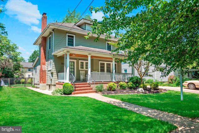 221 Wayne Avenue, HADDONFIELD, NJ 08033 (#NJCD366488) :: John Smith Real Estate Group