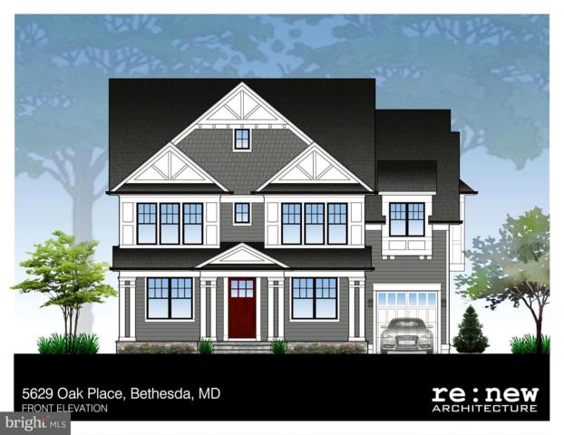 5629 Oak Place, BETHESDA, MD 20817 (#MDMC660482) :: The Speicher Group of Long & Foster Real Estate