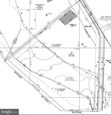 Lot 27 Long Lane, LOVETTSVILLE, VA 20180 (#VALO384978) :: The Riffle Group of Keller Williams Select Realtors