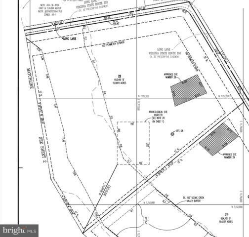Lot 28 Long Lane, LOVETTSVILLE, VA 20180 (#VALO384980) :: The Riffle Group of Keller Williams Select Realtors