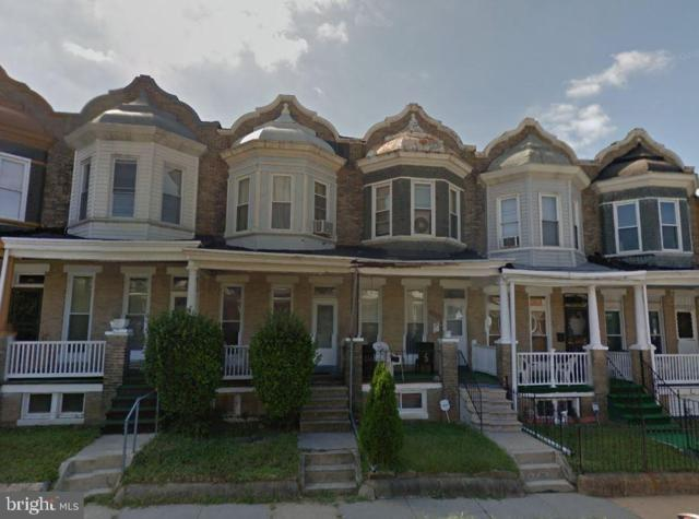 3027 Brighton Street, BALTIMORE, MD 21216 (#MDBA470000) :: The Maryland Group of Long & Foster Real Estate