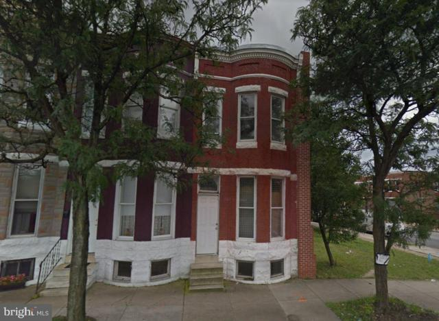 1845 W Mulberry Street, BALTIMORE, MD 21223 (#MDBA470010) :: ExecuHome Realty