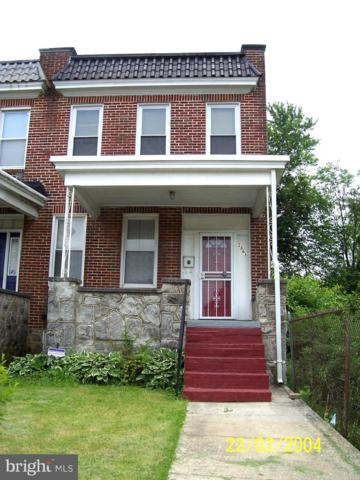2863 W Cold Spring Lane, BALTIMORE, MD 21215 (#MDBA470014) :: The Kenita Tang Team