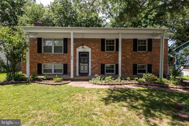 526 Williamsburg Lane, ODENTON, MD 21113 (#MDAA401034) :: Pearson Smith Realty