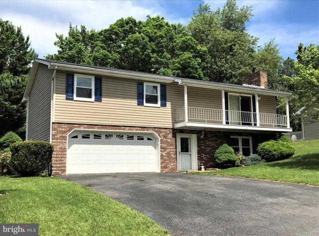 11015 Ramblewood Drive NW, LAVALE, MD 21502 (#MDAL131722) :: ExecuHome Realty