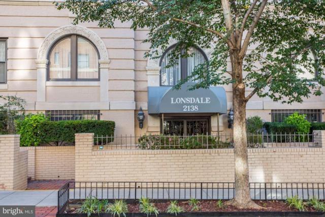 2138 California Street NW #408, WASHINGTON, DC 20008 (#DCDC428328) :: Crossman & Co. Real Estate