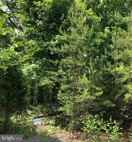 Lot 22 Oak Hill Court, STEPHENS CITY, VA 22655 (#VAWR136912) :: Peter Knapp Realty Group