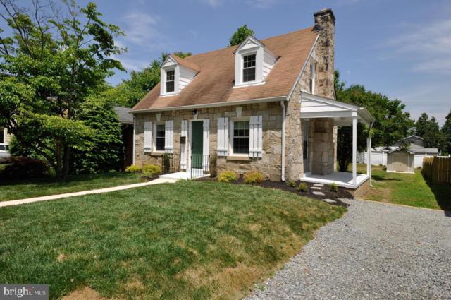 1427 Franklin Street, FREDERICKSBURG, VA 22401 (#VAFB115086) :: Browning Homes Group