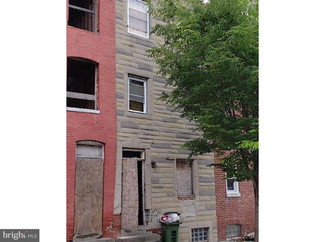 21 S Carey Street, BALTIMORE, MD 21223 (#MDBA470060) :: The Dailey Group