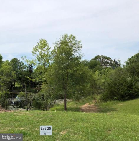 Lot 25 Springwood Lane, STEPHENS CITY, VA 22655 (#VAWR136916) :: Peter Knapp Realty Group