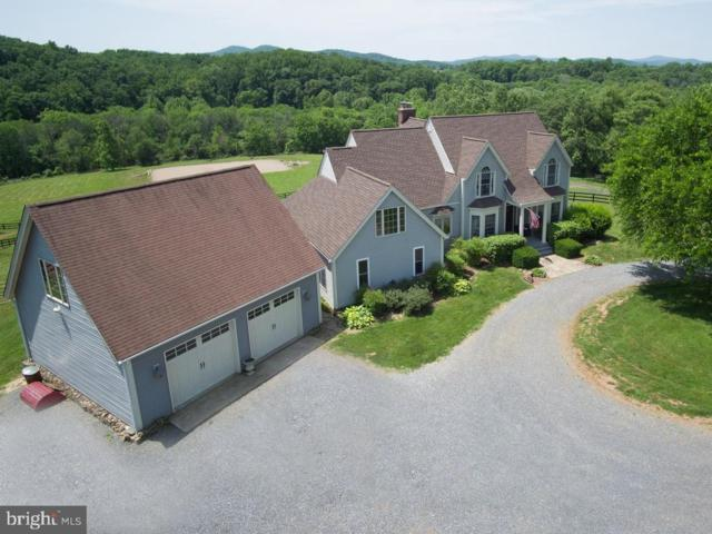 9393 Briar Lane, DELAPLANE, VA 20144 (#VAFQ160458) :: Homes to Heart Group