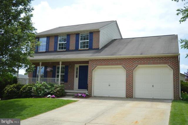 2016 Garden Drive, FOREST HILL, MD 21050 (#MDHR233674) :: AJ Team Realty