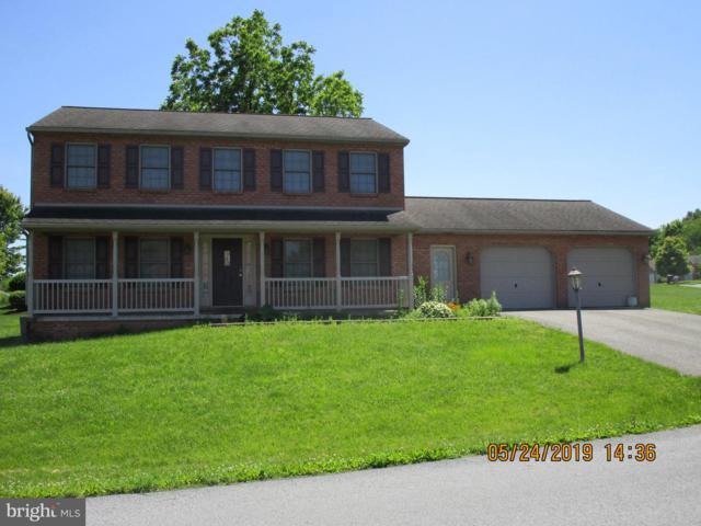 213 Montclair Court, HAGERSTOWN, MD 21742 (#MDWA165072) :: Keller Williams Pat Hiban Real Estate Group