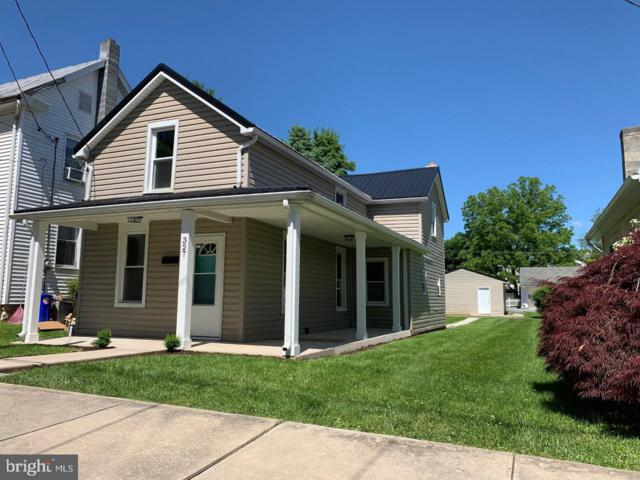 327 E Garfield Street, SHIPPENSBURG, PA 17257 (#PACB113608) :: Teampete Realty Services, Inc