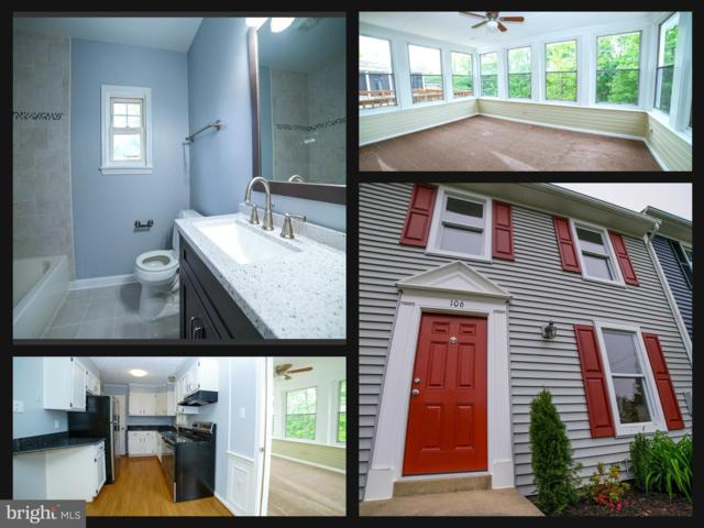 106 Hoff Court, MOUNT AIRY, MD 21771 (#MDCR188844) :: The Sebeck Team of RE/MAX Preferred