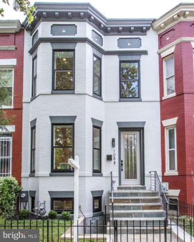 108 Q Street NW, WASHINGTON, DC 20001 (#DCDC428442) :: Great Falls Great Homes