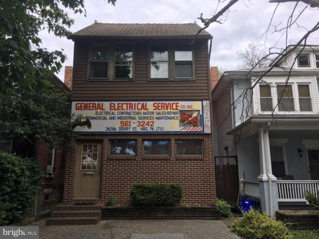 2428-A Derry Street, HARRISBURG, PA 17111 (#PADA110892) :: Teampete Realty Services, Inc