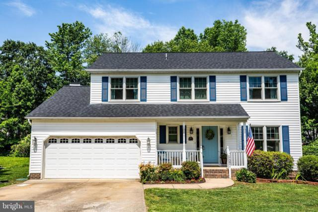 11221 Enchanted Woods Way, FREDERICKSBURG, VA 22407 (#VASP212748) :: AJ Team Realty