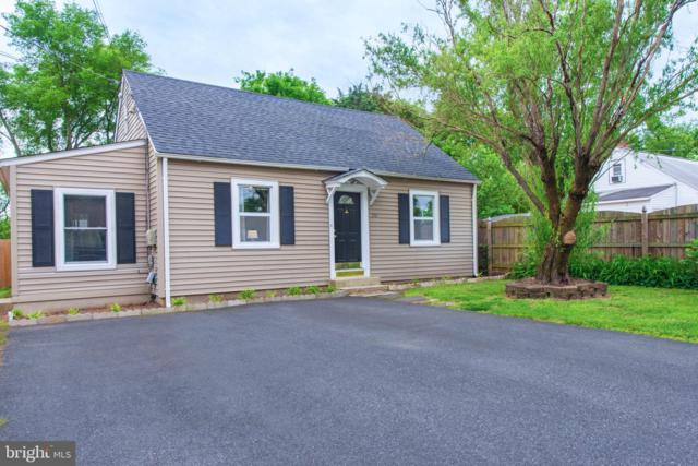201 Mansfield Street, FREDERICKSBURG, VA 22408 (#VASP212752) :: The Sky Group