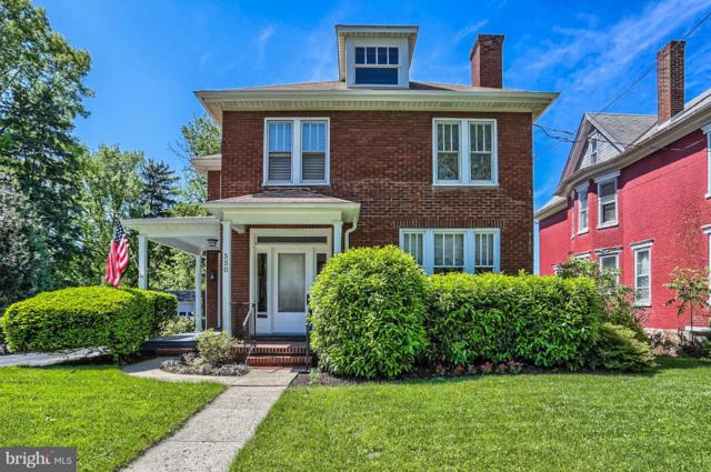 550 N Hanover Street, CARLISLE, PA 17013 (#PACB113642) :: The Heather Neidlinger Team With Berkshire Hathaway HomeServices Homesale Realty
