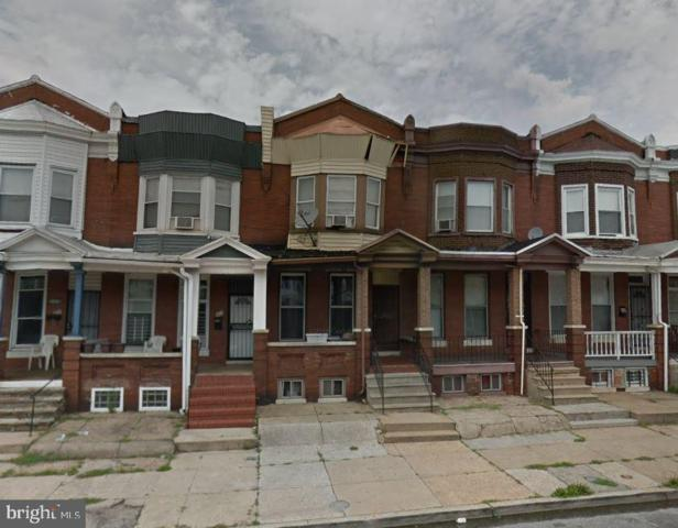 2314 Edmondson Avenue, BALTIMORE, MD 21223 (#MDBA470196) :: The Dailey Group