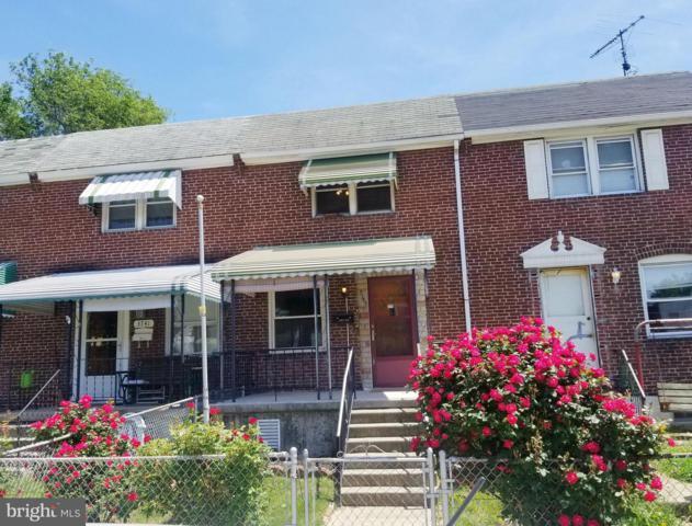 3743 10TH Street, BALTIMORE, MD 21225 (#MDBA470214) :: Pearson Smith Realty