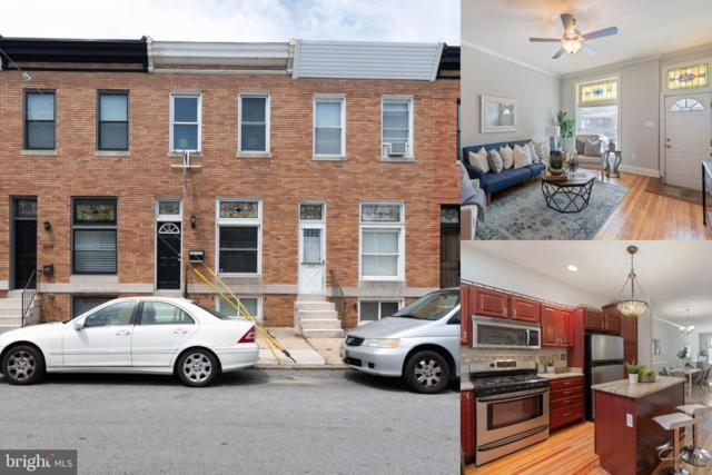 604 S Eaton Street, BALTIMORE, MD 21224 (#MDBA470218) :: The Dailey Group