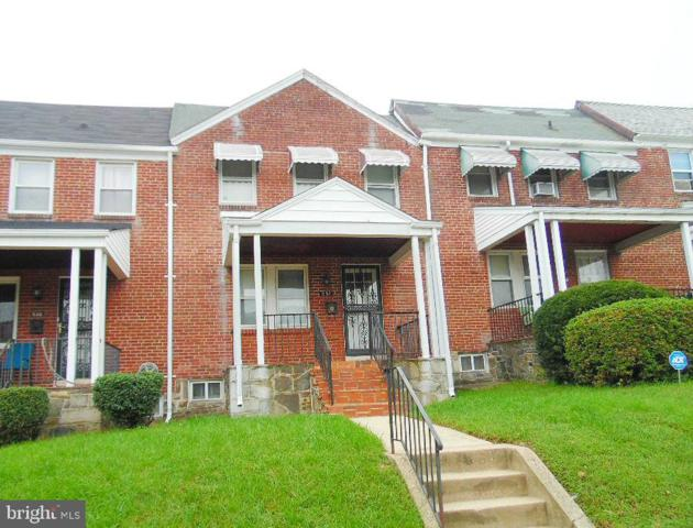 814 N Augusta Avenue, BALTIMORE, MD 21229 (#MDBA470232) :: The Gold Standard Group