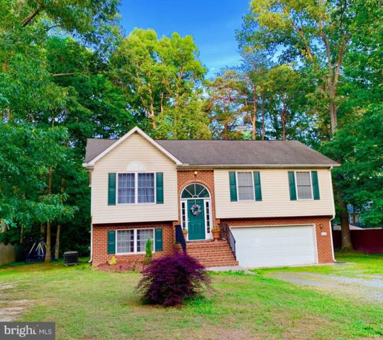226 Hollyside Drive, RUTHER GLEN, VA 22546 (#VACV120282) :: ExecuHome Realty