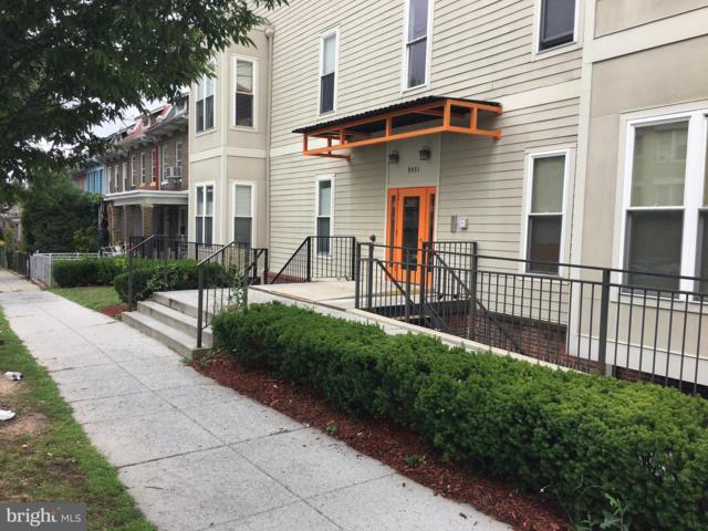 5551 Illinois Avenue NW #104, WASHINGTON, DC 20011 (#DCDC428528) :: Crossman & Co. Real Estate