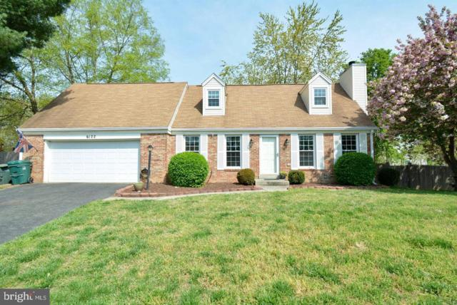 6122 Plainville Lane, WOODBRIDGE, VA 22193 (#VAPW468922) :: The Miller Team