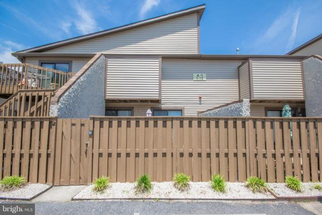 105 Edward Taylor Rd (120Th St) 12A, OCEAN CITY, MD 21842 (#MDWO106576) :: ExecuHome Realty