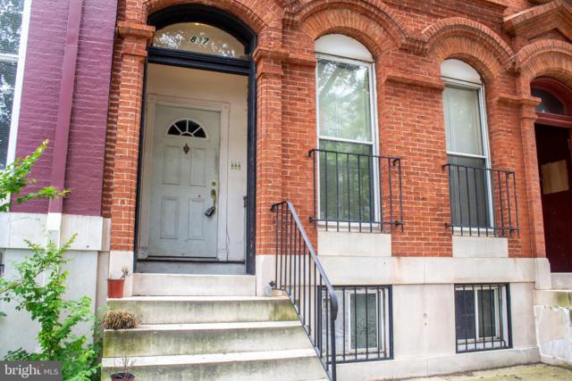 1837 Bolton Street, BALTIMORE, MD 21217 (#MDBA470306) :: Blue Key Real Estate Sales Team