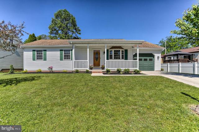54 Brewster Street, HANOVER, PA 17331 (#PAYK117540) :: The Heather Neidlinger Team With Berkshire Hathaway HomeServices Homesale Realty
