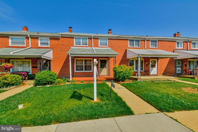 1066 Craftswood Road, CATONSVILLE, MD 21228 (#MDBC459490) :: The Miller Team