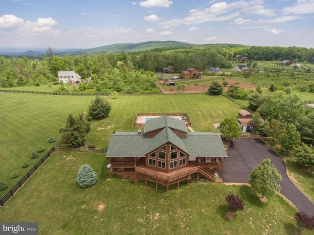 128 Freezeland Manor Drive, LINDEN, VA 22642 (#VAWR136950) :: AJ Team Realty