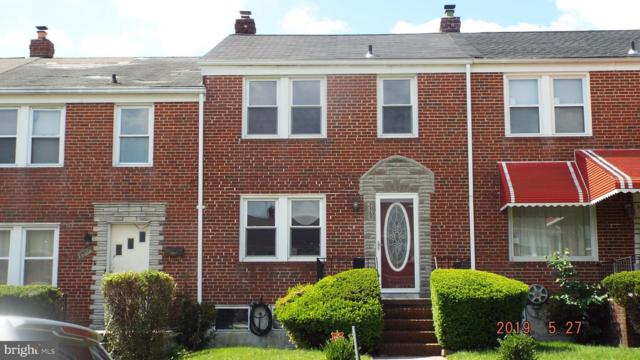 3565 Elmora Avenue, BALTIMORE, MD 21213 (#MDBA470338) :: RE/MAX Plus