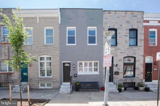 128 S Clinton Street, BALTIMORE, MD 21224 (#MDBA470372) :: The Maryland Group of Long & Foster Real Estate