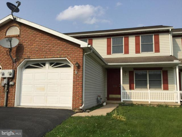 279 Acorn Circle, LEBANON, PA 17042 (#PALN107164) :: Teampete Realty Services, Inc
