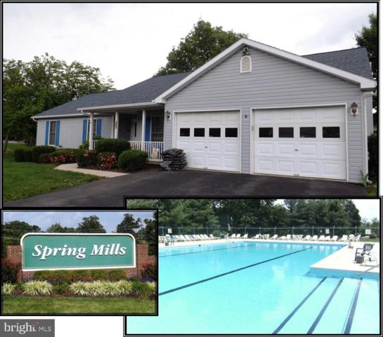 35 Oriole Lane, FALLING WATERS, WV 25419 (#WVBE168176) :: The Maryland Group of Long & Foster Real Estate