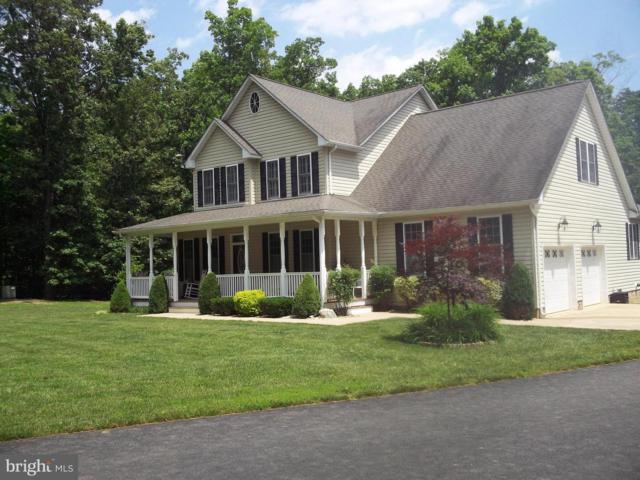 318 Thomas Drive, MIDDLETOWN, VA 22645 (#VAWR136964) :: The Daniel Register Group