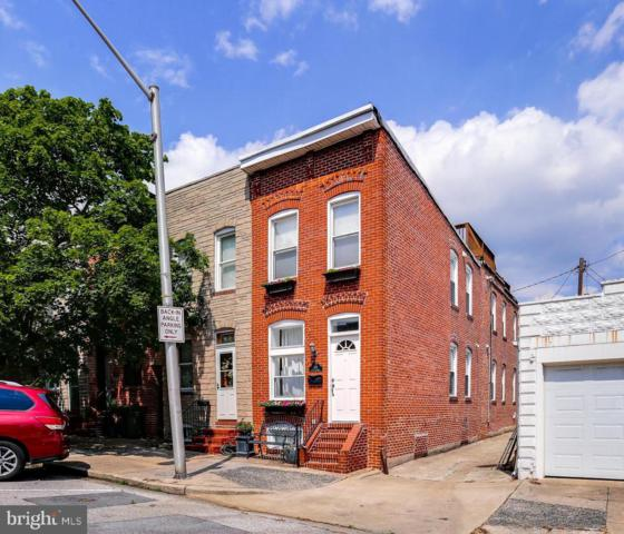 819 S Luzerne Avenue, BALTIMORE, MD 21224 (#MDBA470466) :: The Sebeck Team of RE/MAX Preferred