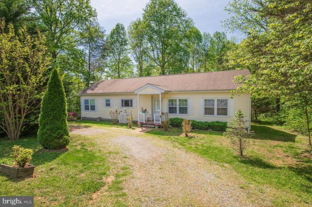 258 Redbud Drive, LOUISA, VA 23093 (#VALA119230) :: The Maryland Group of Long & Foster Real Estate