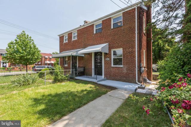 4343 Gorman Terrace SE, WASHINGTON, DC 20019 (#DCDC428874) :: AJ Team Realty
