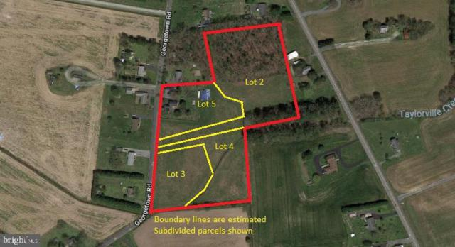Lot #2 Georgetown Road, BERLIN, MD 21811 (#MDWO106634) :: Five Doors Network
