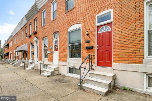622 S Lehigh Street, BALTIMORE, MD 21224 (#MDBA470654) :: The Miller Team